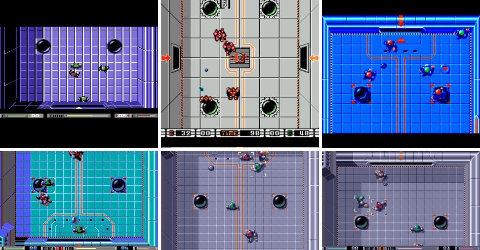 c64 - nes - sega master system pc - amiga - atari st