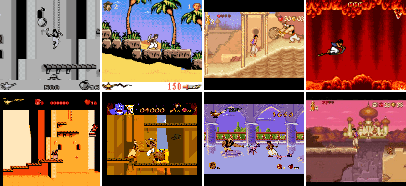 Image For Post | Game Boy - Game Boy Color - Game Boy Advance - Game Gear NES - Amiga - Megadrive - SNES