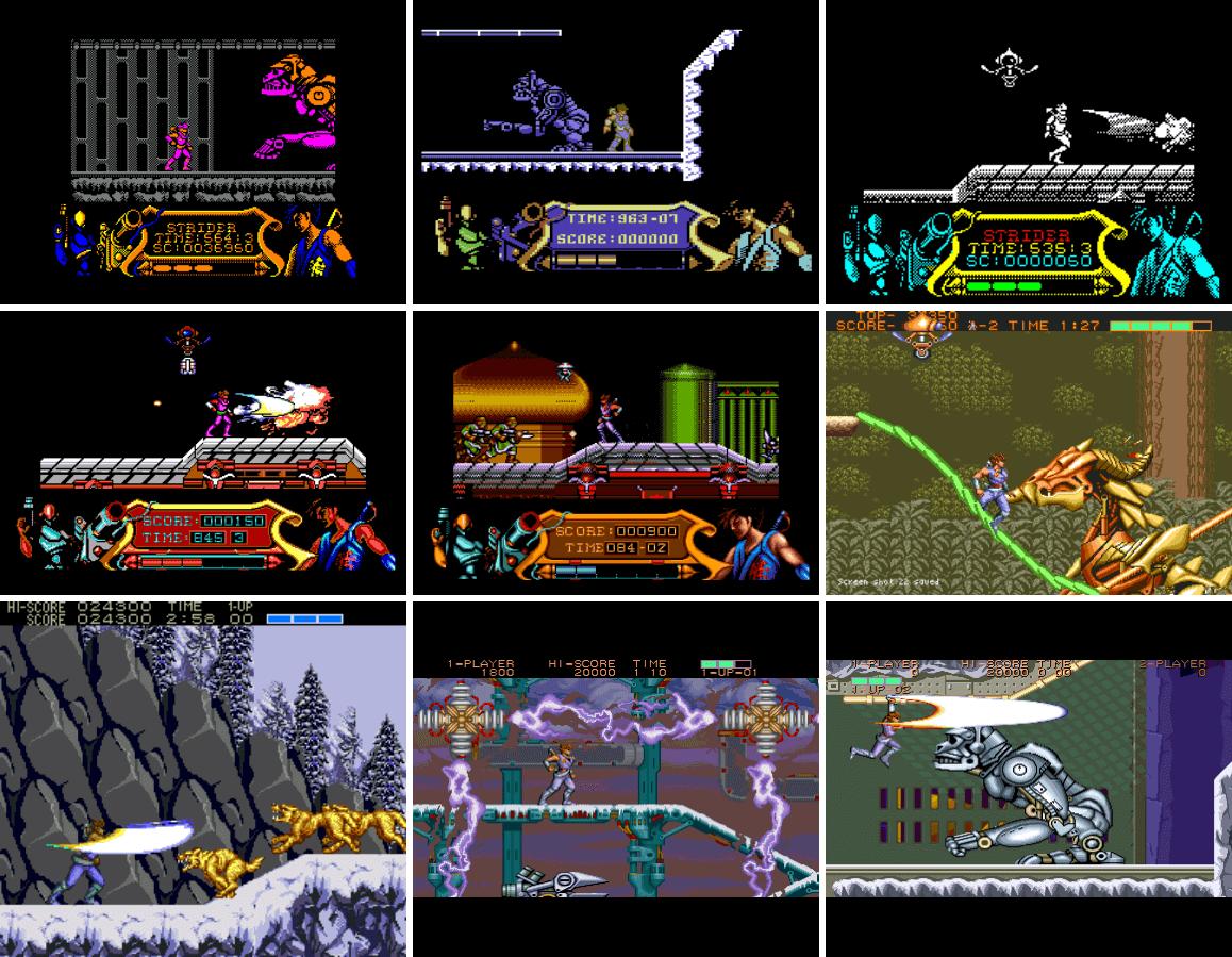 Image For Post | amstrad - c64 - spectrum pc - amiga - sega megadrive turbografx cd - x68000 - arcade