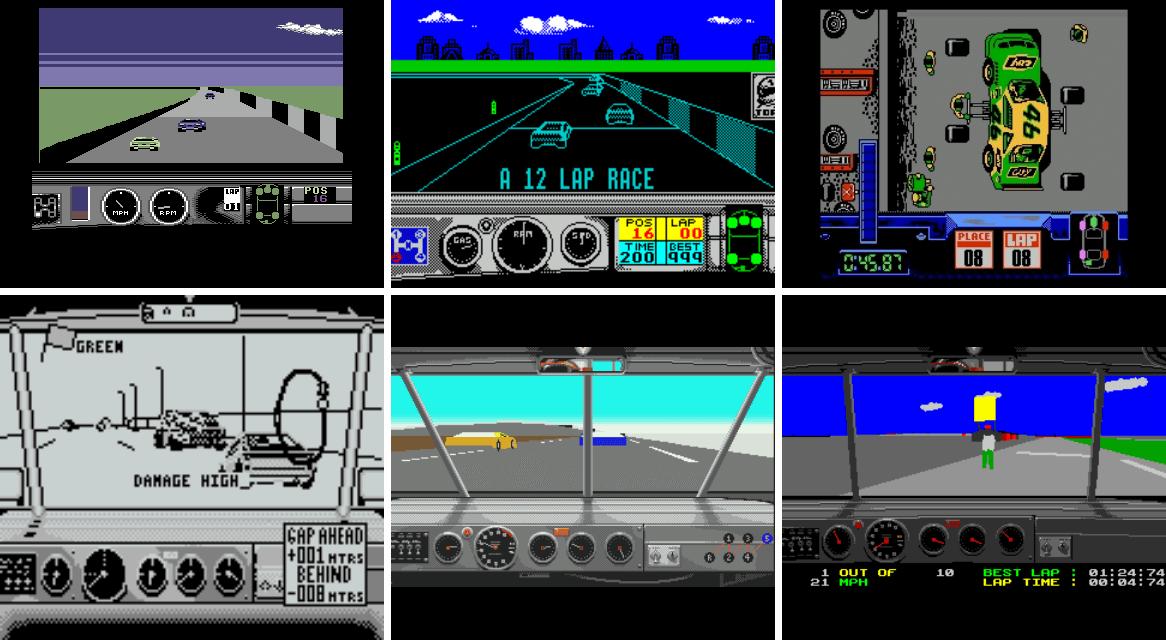 C64 - Spectrum - NES Game Boy - Atari ST - PC
