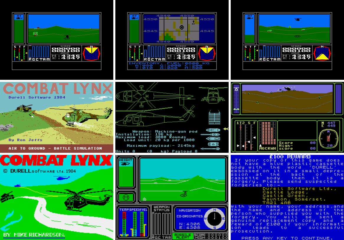 Amstrad C64 Spectrum