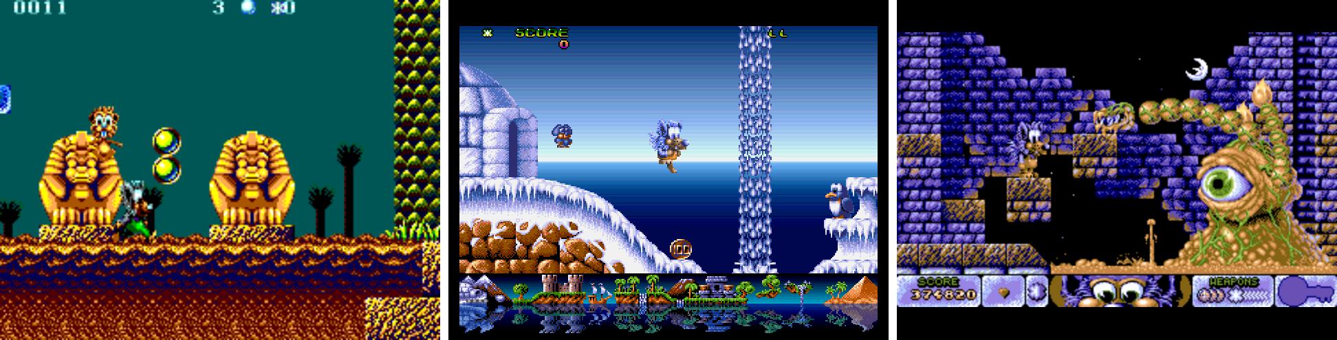Sega Master System - Amiga - PC
