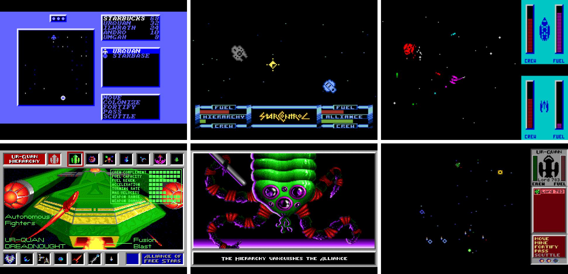 amstrad - c64 - spectrum amiga - pc - mega drive