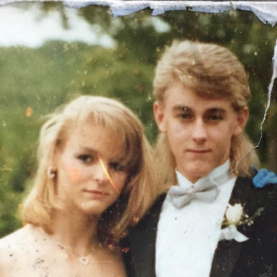 Image For Post 1980's Prom
