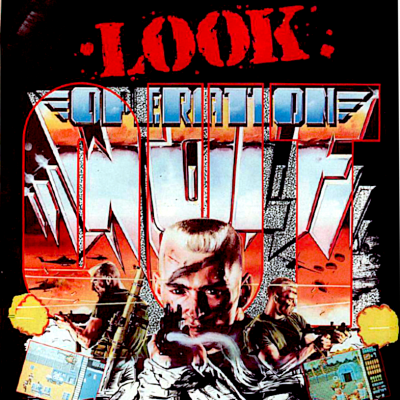 Image For Post Operation Wolf - Video Game From The Late 80's