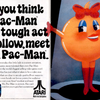 Image For Post Ms Pac-Man - Video Game From The Early 80s