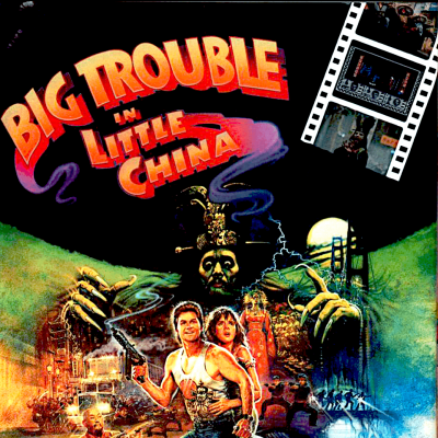 Image For Post Big Trouble in Little China - Video Game From The Mid 80's
