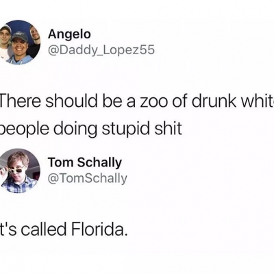 Florida it is