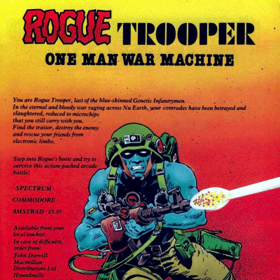 Image For Post Rogue Trooper - Video Game From The Mid 80's