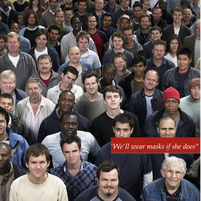 """Image For Post """"Essential Worker"""""""