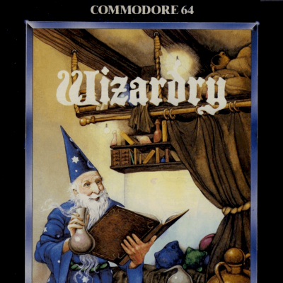 Wizardry - Video Game From The Mid 80's