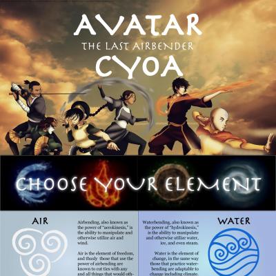 Image For Post Avatar TLA CYOA