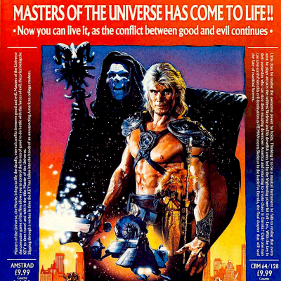 Image For Post Masters of the Universe - The Movie - Video Game From The Late 80's