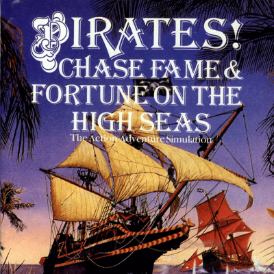 Image For Post Sid Meier's Pirates! - Video Game From The Late 80's