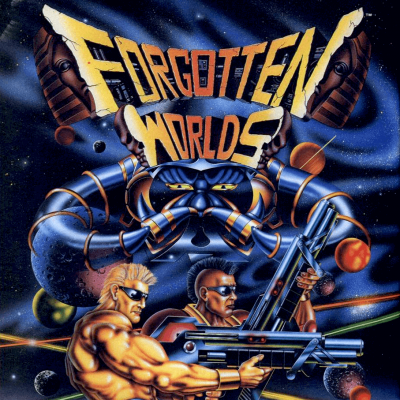 Forgotten Worlds - Video Game From The Late 80's
