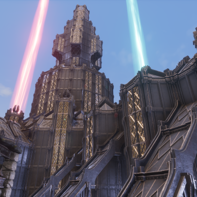 Temple of the Gods Contest: High Sheidal and the Cathedral of Yog