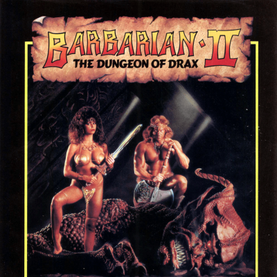 Image For Post Barbarian 2: The Dungeon of Drax - Video Game From the Late 80's