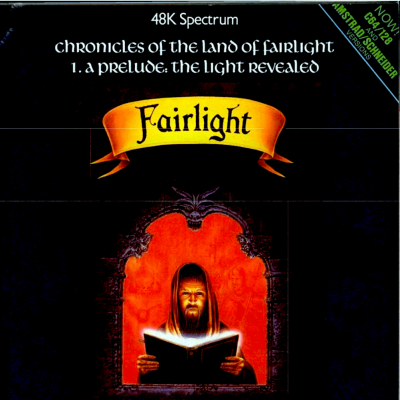 Fairlight - Video Game From The Mid 80's