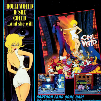 Cool World - Video Game From The Early 90's