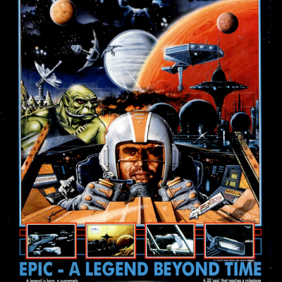 Image For Post Epic: A Legend Beyond Time - Video Game From The Early 90's