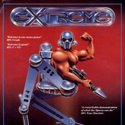 Extreme - Video Game From The Early 90's