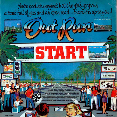 Image For Post Outrun - Video Game From The Late 80's
