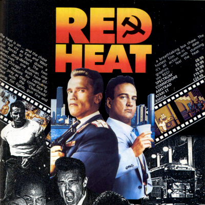 Image For Post Red Heat - Video Game From The Late 80's