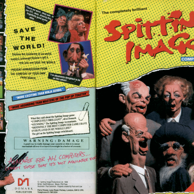 Image For Post Spitting Image: The Computer Game - Video Game From The Late 80's