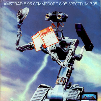 Image For Post Short Circuit - Video Game From The Mid 80's