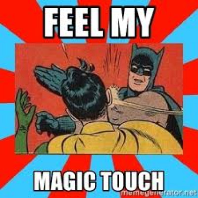 Image For Post Magic Touch