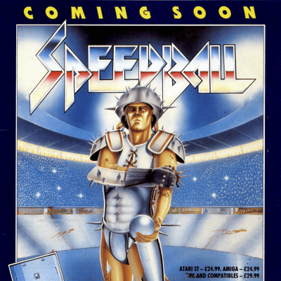 Image For Post Speedball - Video Game From The Late 80's