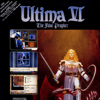Image For Post Ultima 6: The False Prophet - Video Game From The Early 90's