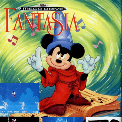 Fantasia- Video Game From The Early 90's