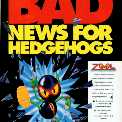 Image For Post Zool: Ninja of the Nth Dimension - Video Game From The Early 90's