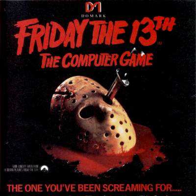 Friday The 13th: The Computer Game - Video Game From the Mid 80's