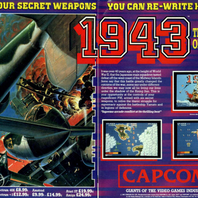 Image For Post 1943: The Battle Of Midway - Video Game From The Late 80's