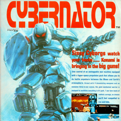 Image For Post Cybernator/Assault Suits Valken - Video Game From The Early 90's