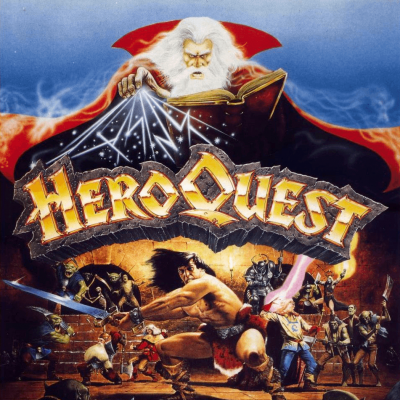 Image For Post HeroQuest & Return Of The Witch Lord Expansion Pack - Video Game From The Early 90's