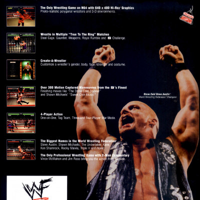 Image For Post WWF War Zone - Video Game From The Late 90's