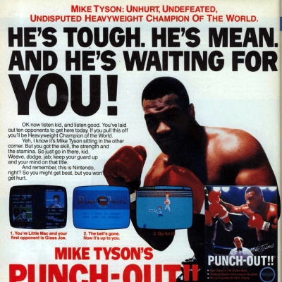 Image For Post Mike Tyson's Punch Out!! - Video Game From the Late 80's (Arcade/NES)