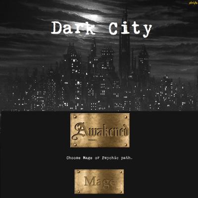 Image For Post Dark City Awakened Page