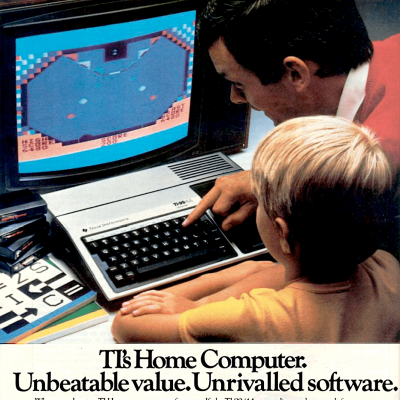 Image For Post Texas Instruments TI 99/4A Home Computer