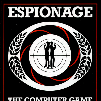 Espionage - Video Game From The Late 80's