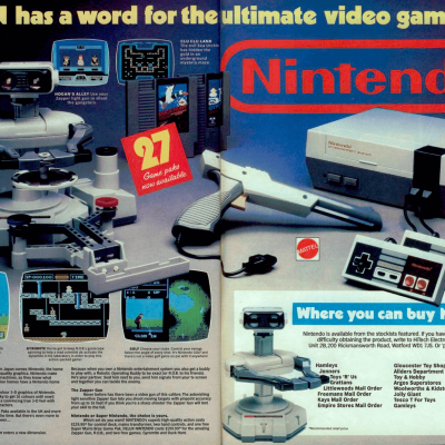 Image For Post Nintendo Entertainment System (NES) - Advertisement From The 80's