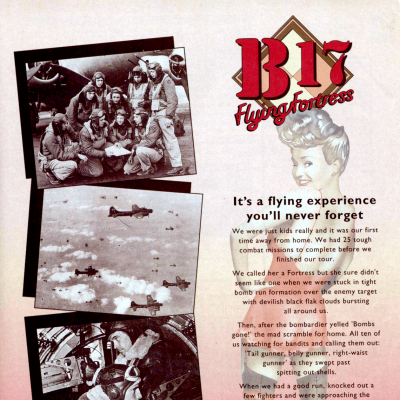 Image For Post B-17 Flying Fortress - Video Game From The Early 90's