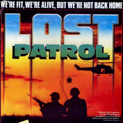 Image For Post Lost Patrol - Video Game From The Early 90's