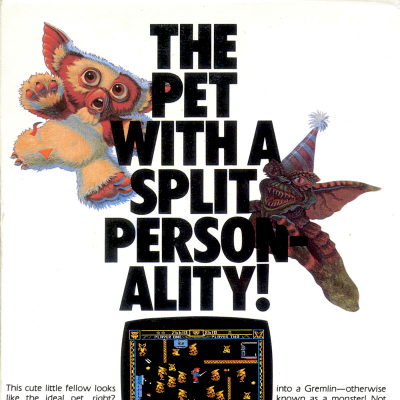 Image For Post Gremlins - Video Game From The Mid 80's