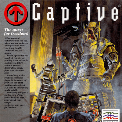 Image For Post Captive - Video Game From The Early 90's