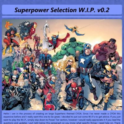 Image For Post Superhero Power Selection Version 0.2
