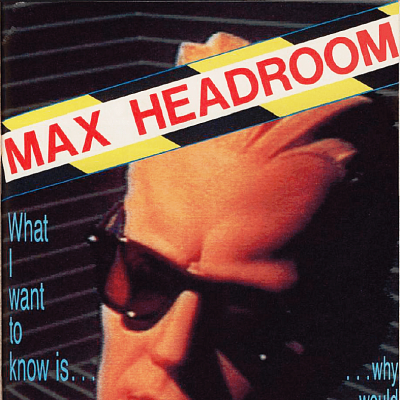Image For Post Max Headroom - Video Game From The Mid 80's